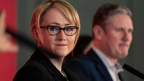 Rebecca Long-Bailey Sacked