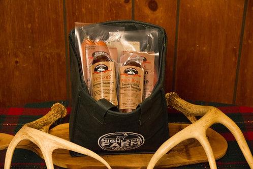 Sausage Sampler Gift Bag