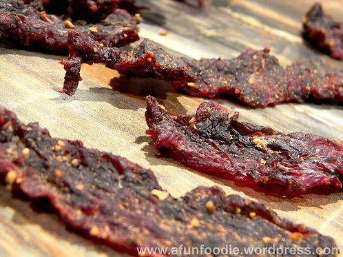 Garlic Jerky 4oz