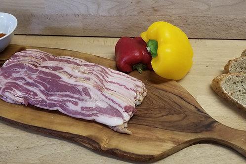 Uncured Wild Boar Bacon