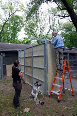 National Zoo Tamer Install