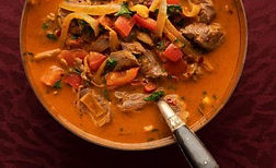 Thai Elk Red Curry