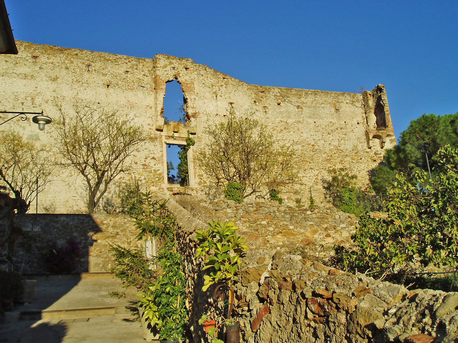 Il Castello di Spotorno