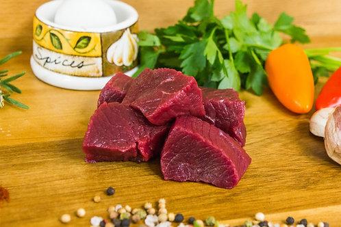 Venison Stew Meat 16oz