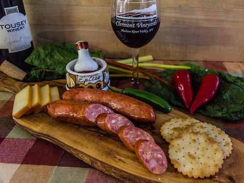 Venison Andouille Smoked Sausage 8oz