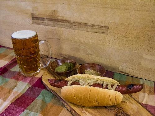 Venison Hot Dogs