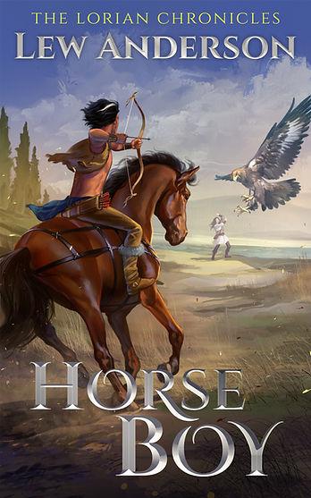 Horse Boy book cover