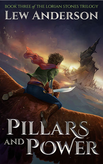 Pillars and Power book cover