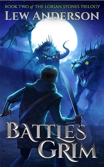 Battles Grim book cover