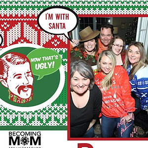 Becoming Mom 2019 Holiday Party