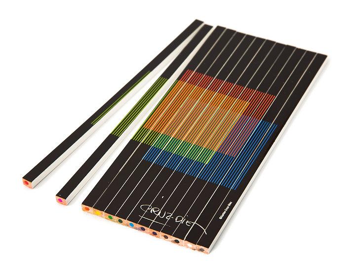 Puzzle Coloring Pencils