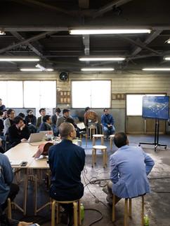 大田区は都内で最も町工場が多いエリアです。@カマタは様々な町工場とネットワークを有しています。