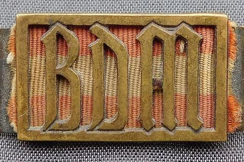 BDM Leistungsabzeichen Bronze