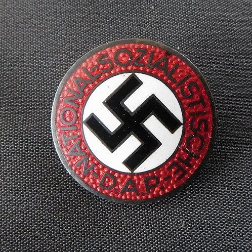 NSDAP Parteiabzeichen RZM  M1/13 (Christian Lauer)