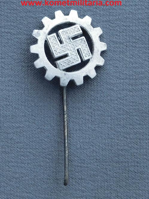 Deutsche Arbeitsfront (DAF) Mitgliedsabzeichen an Nadel
