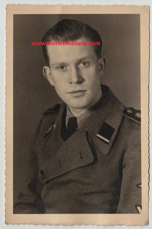 SS Portrait Sturmmann LSSAH Sturmgeschütz