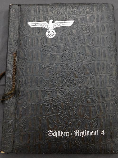 Wehrdienst Ehrendienst Photo Album Schützen Regiment 4