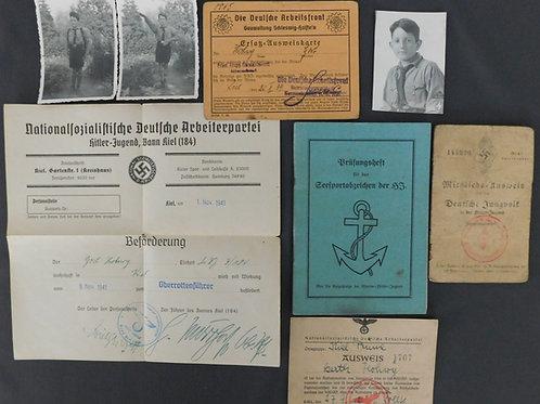 Marine-Hitlerjugend, Hilterjugend Grouping Nord-Nordmark
