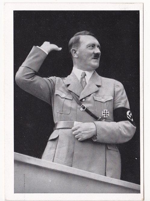 Postcard Adolf Hitler Nürnberg
