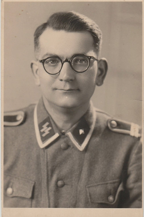 SS Portrait Unterscharführer
