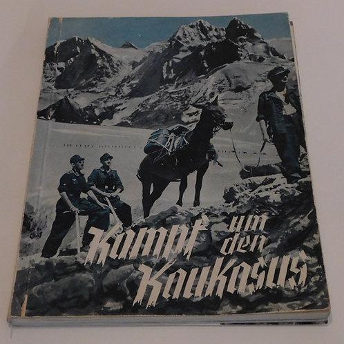 "Book ""Kampf um den Kaukasus"""