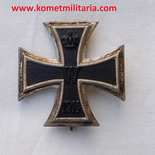 WWI Iron Cross 1st Class 1914 Sy & Wagner
