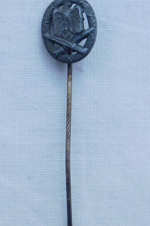 Allgemeines Sturmabzeichen Miniatur an Nadel