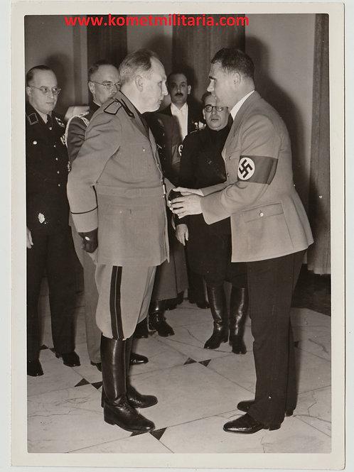 Hoffmann Presse Picture Rudolf Hess