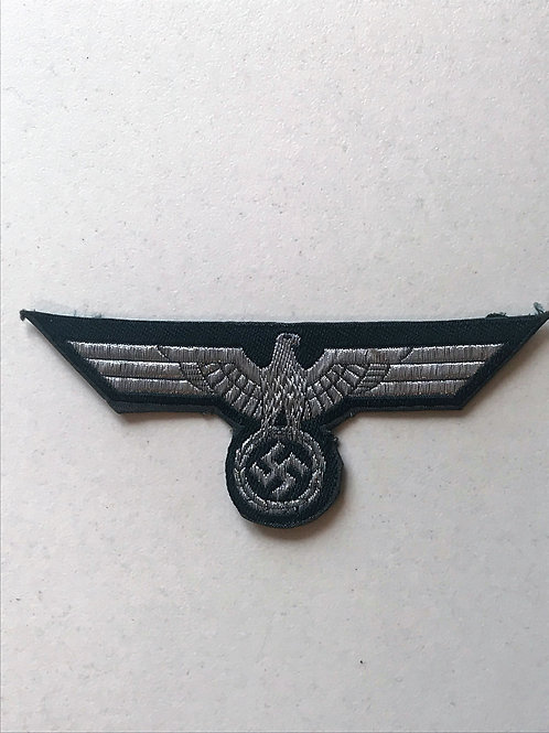 Wehrmacht flatwire officers breast eagle