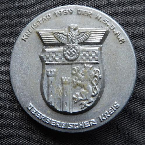 Tinnie Kreistag der NSDAP 1939, Oberbergischer Kreis