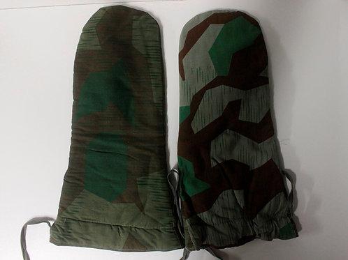 Wehrmacht splinter camo gloves