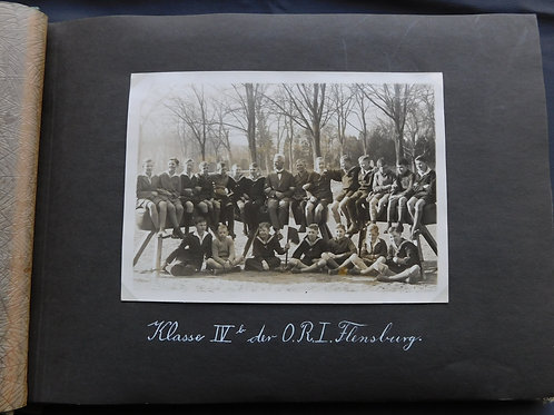 Flak Photo Album campaign Belgium-France 1940
