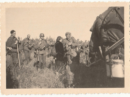 WWII picture Jagdkommando- Partisanenjagd 1943