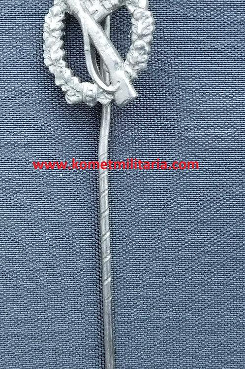 Infanterie Sturmabzeichen Silber Miniatur