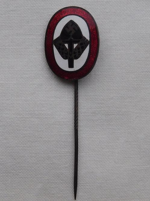 RAD Commemorative Lapel Pin-Erinnerungsnädel