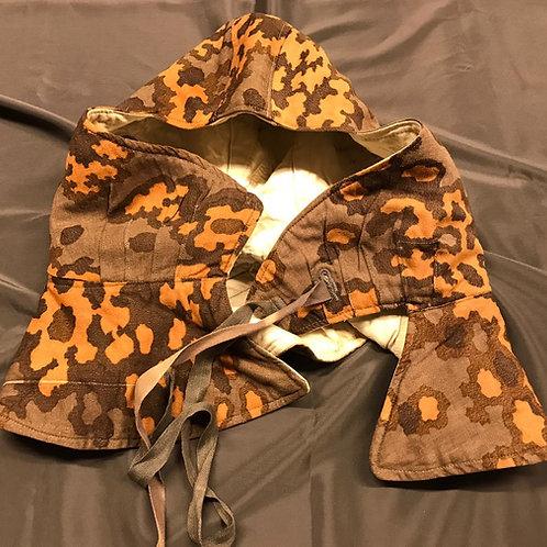 Waffen SS camo reversible winter hood