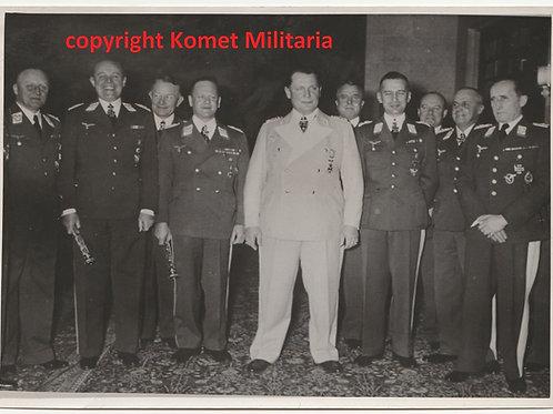 Period Press Picture Hermann Göring, Milch, Stumpff,...