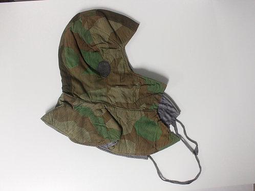 Wehrmacht Winter hood splinter camo, non-reversible