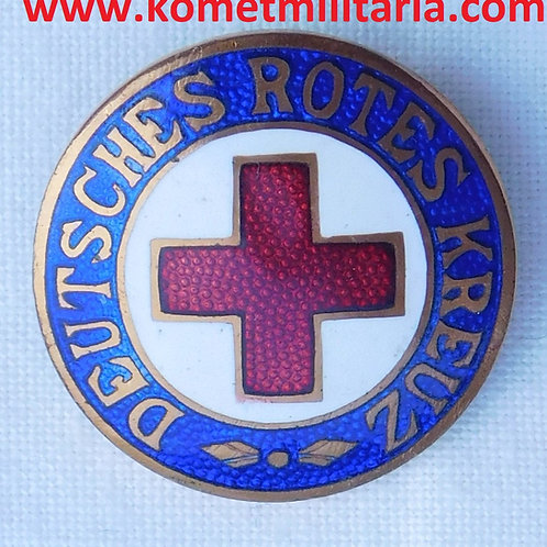 Deutsches Rotes Kreuz/DRK-Brosche 1. Form 1922-1935  Assmann marked
