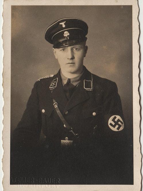 small-sized Allgemeine SS Standarte 56 Portrait