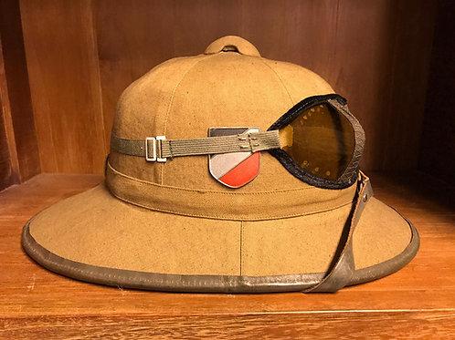 Wehrmacht Tropical Pith Helmet, Tropenhelm