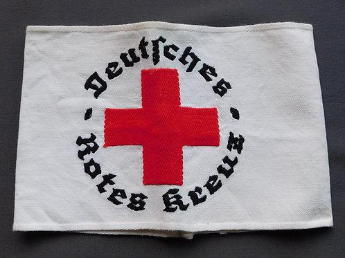 Armbinde Deutsches Rotes Kreuz (DRK)