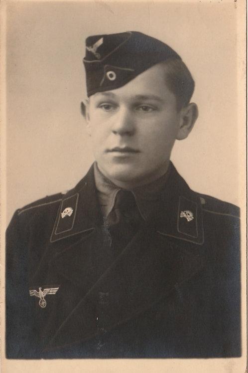 Panzer Studio Portrait