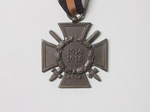 Ehrenkreuz für Frontkämpfer WWI