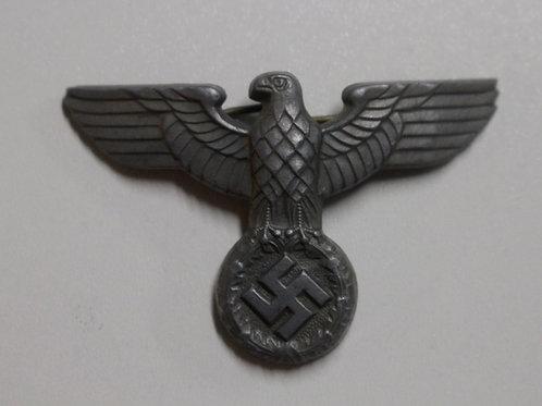 German political leaders cap eagle zinc