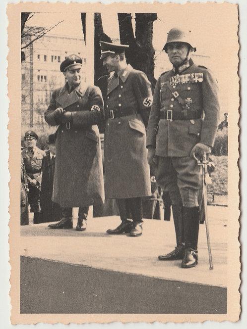 Private Picture General der Kavallerie Wilhelm Knochenhauer