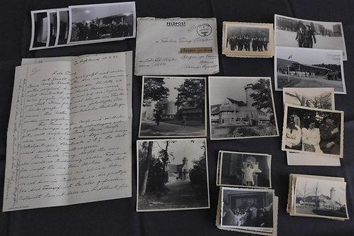 48 pictures nurse Marinelazarett Bergen-Op-Zoom, Holland