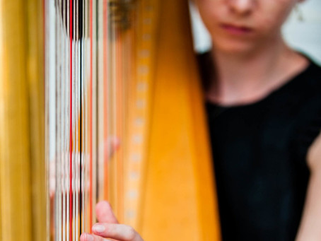 So You've Always Wanted to Play the Harp? : Questions Answered for the Adult Student