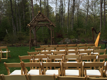 Tips for the Outdoor Fall Wedding