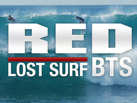 RED BTS | ...Lost Surf